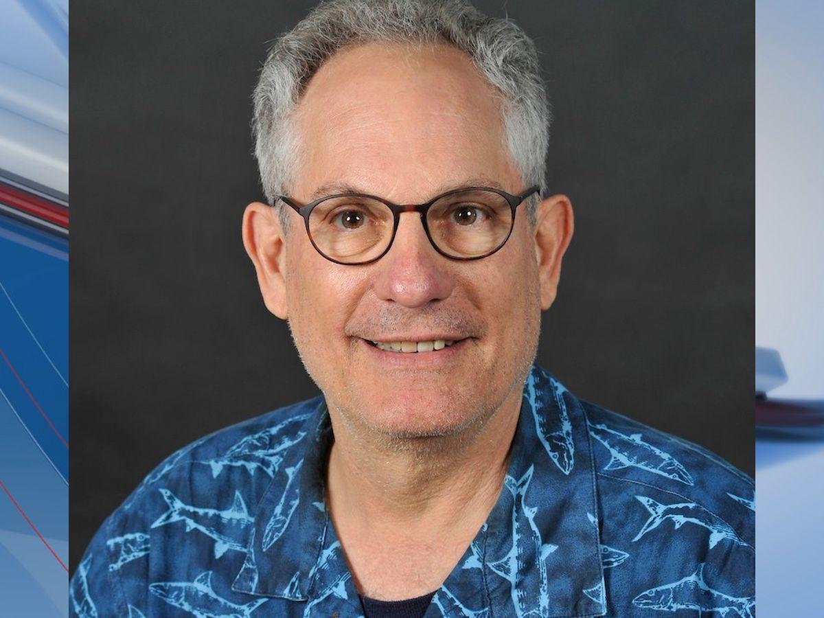 CCU professor featured on Nat Geo's 'Sharkfest 2020'