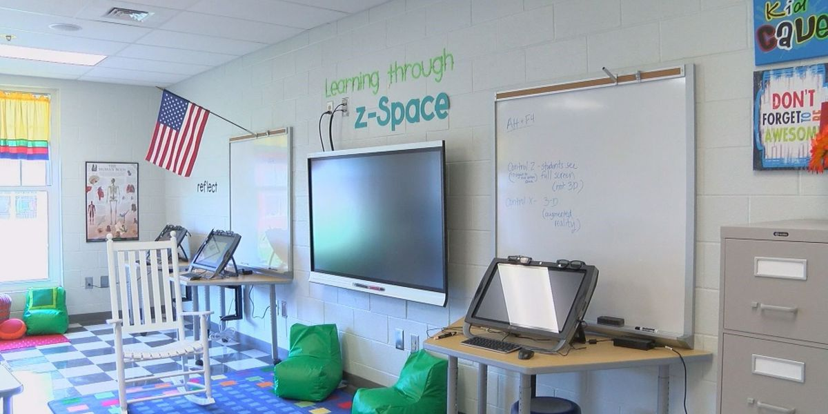 3D technology takes learning to next level in one Florence classroom