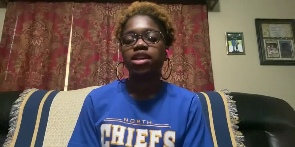 NMBHS student body president hopes to return to community to make 'positive difference'