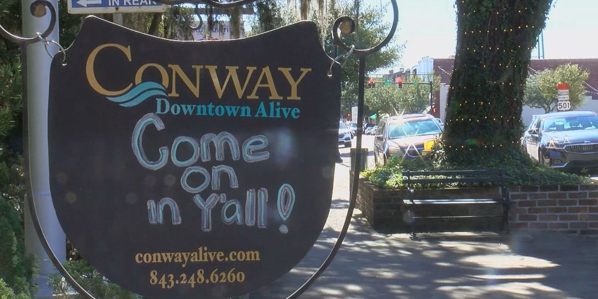 It's Your Money: Conway's Downtown Alive uses funds to attract business and visitors to the city