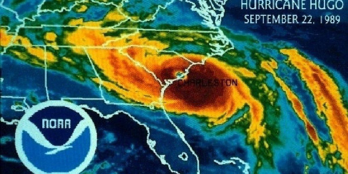 Horry County Museum to host showing of 'Hurricane Hugo: Storm of the Century'