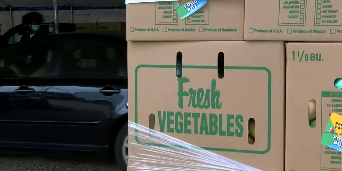 Community center helps hundreds of families have food for Thanksgiving