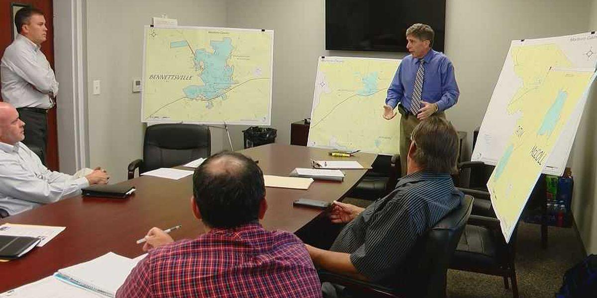 Marlboro County to bring bus service to area