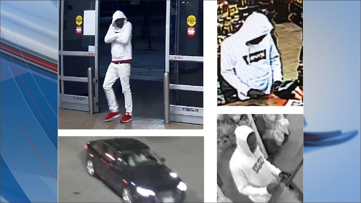 Horry police seek to identify credit card fraud suspect