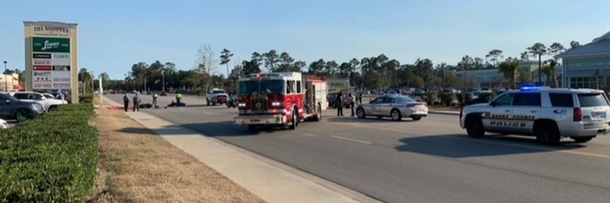 1 dead, another injured following crash involving motorcycles on S.C. 707