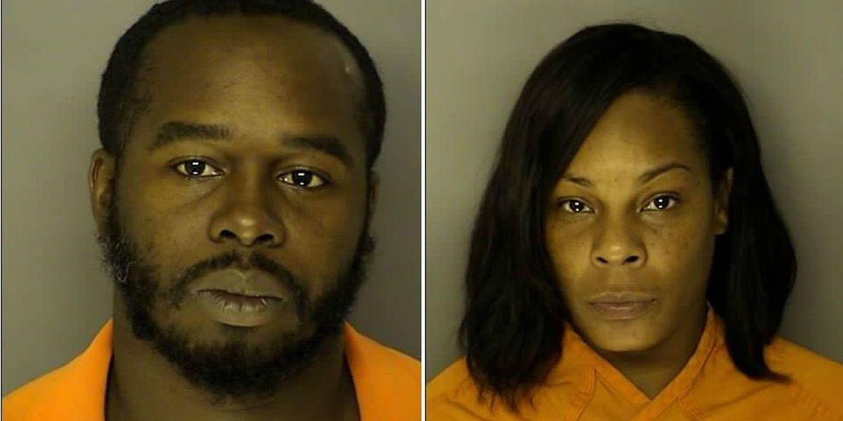 Conway man, woman facing marijuana, resisting arrest charges