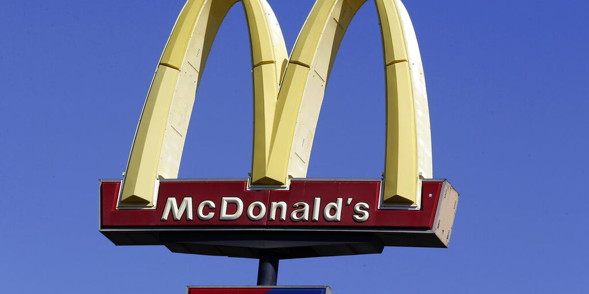 McDonald's sues British former CEO over alleged relationships with employees