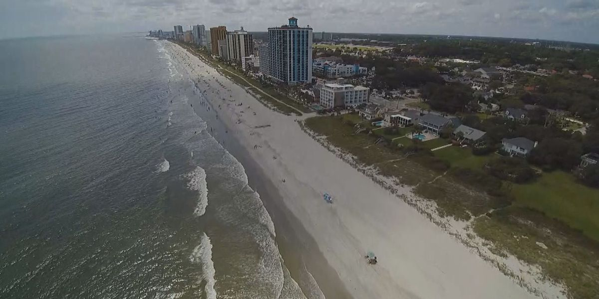 Myrtle Beach business leader expects pandemic recovery for tourism to take two years