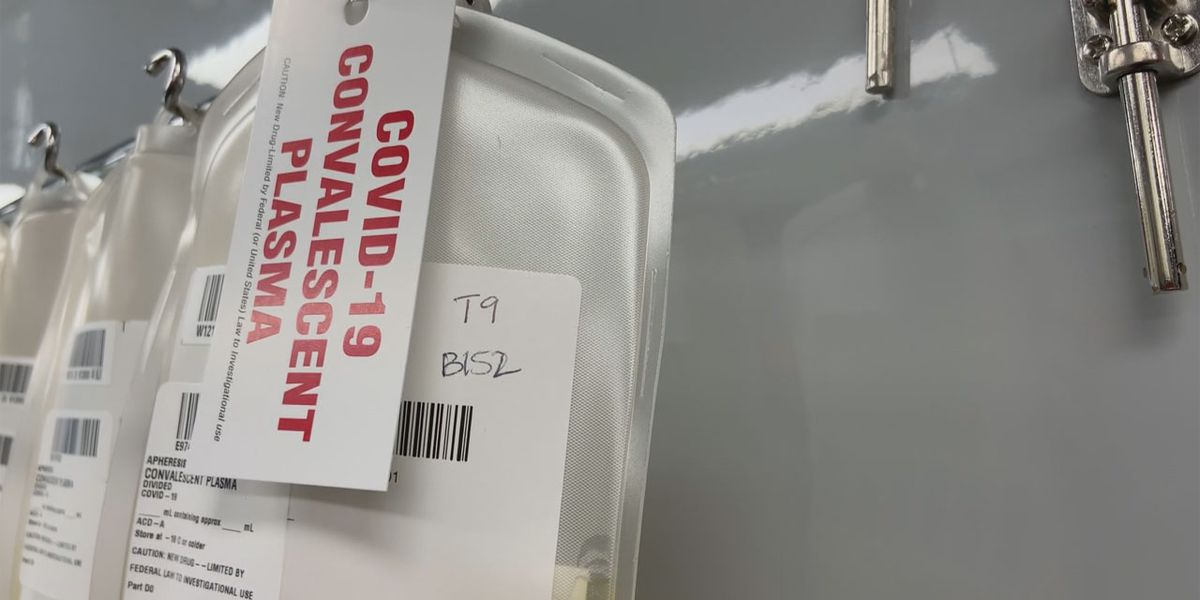 After emergency FDA authorization, SC blood banks prepare for increased demand for convalescent plasma