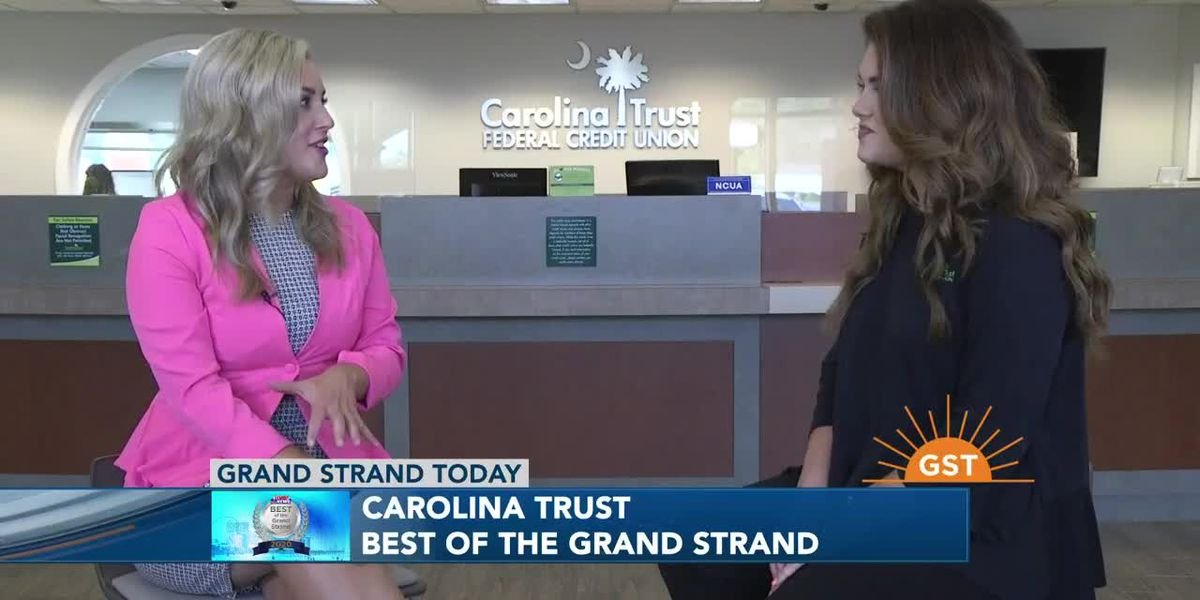 Best of the Grand Strand: Best Banking - Carolina Trust