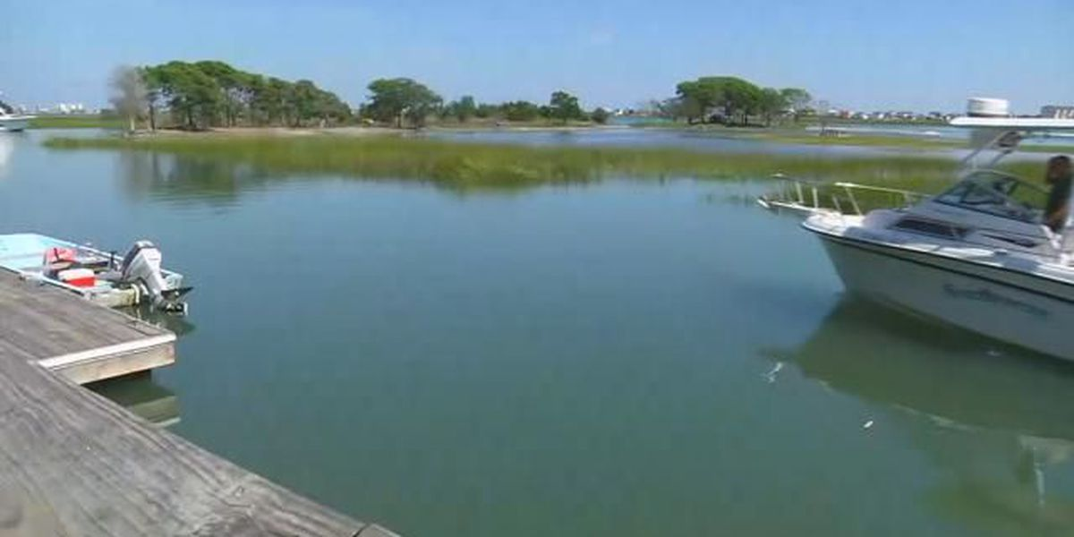 Public invited to meeting to discuss plans for Murrells Inlet dredging project