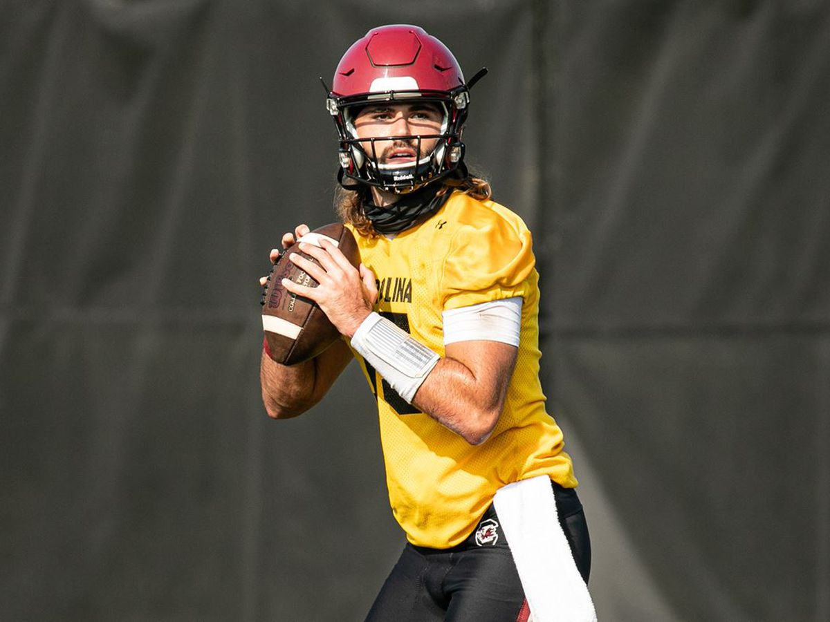 Gamecocks name Collin Hill starting quarterback for season opener