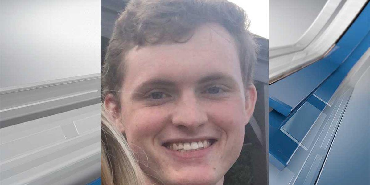 Missing Clemson University student found dead in Tenn.