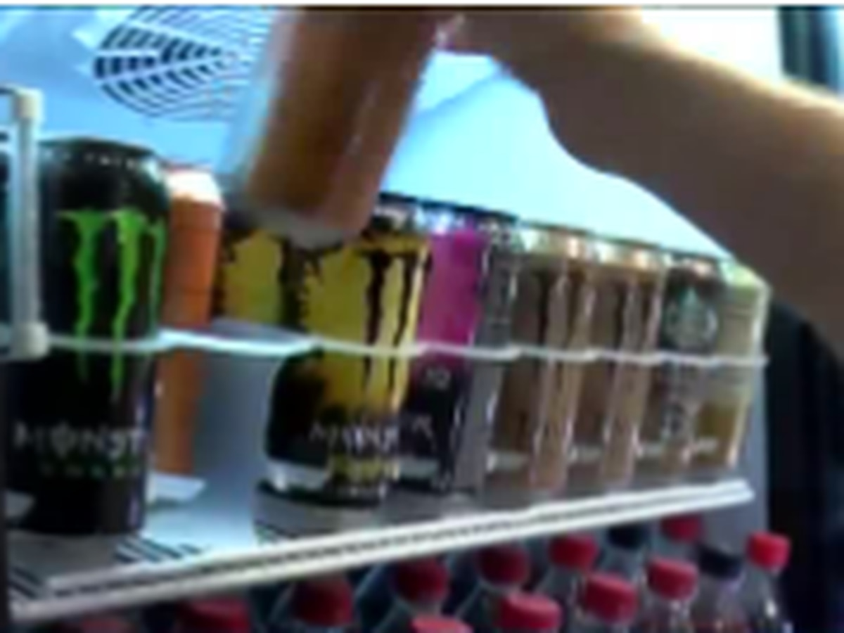 Midlands family advocating for bill that would ban the sale of energy drinks to minors