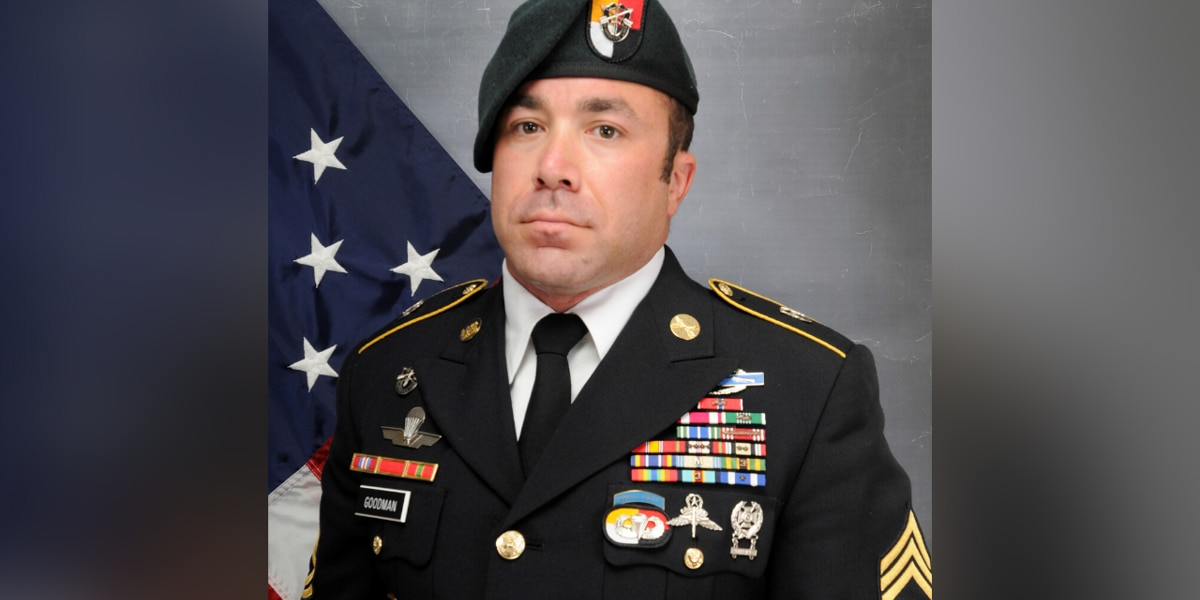 UPDATE: U.S. Army identifies soldier killed in Eloy free fall training exercise