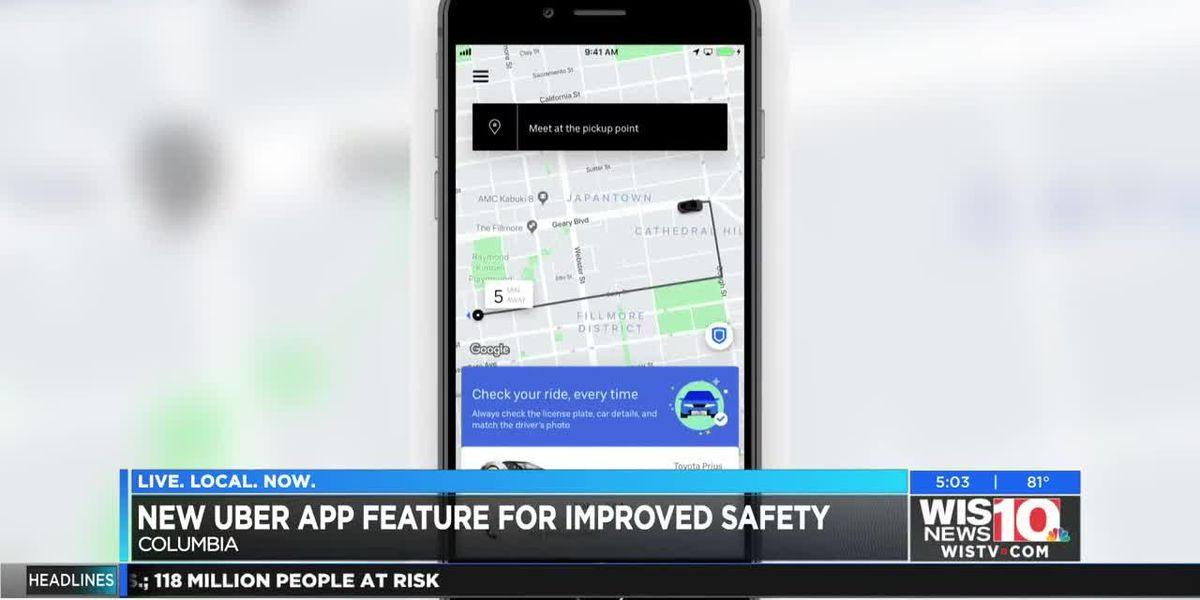 'We must ensure nothing like this ever happens again': Uber launches new safety features in app