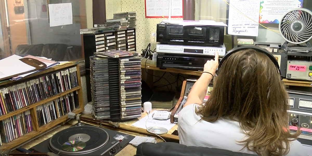 Historic radio station in danger of being pulled from the airwaves