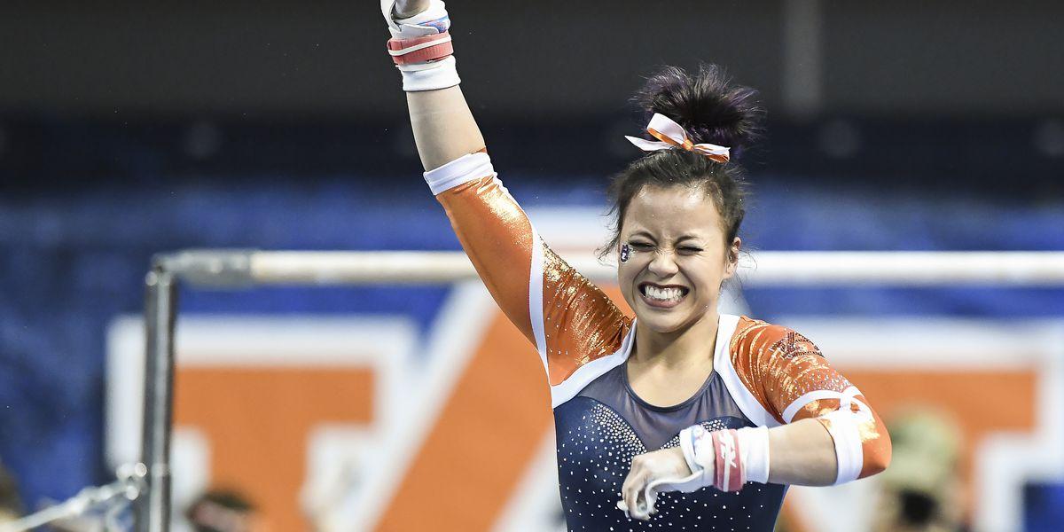 Injured gymnast sets goal: To walk down aisle at her wedding
