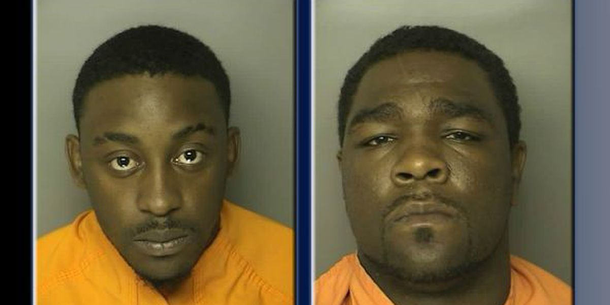2 Conway men charged with murder, sentenced 32 years