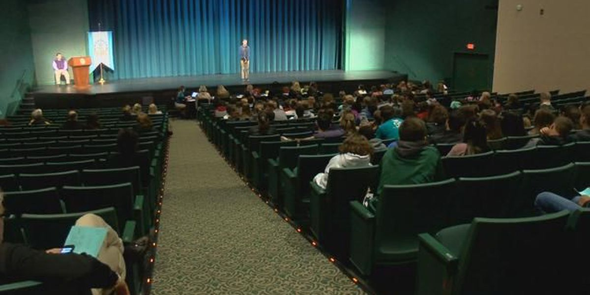 CCU's Wheelwright Auditorium temporarily closed after asbestos found on stage