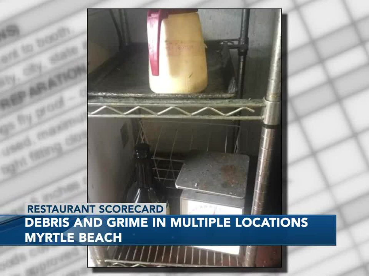 Restaurant Scorecard: Pub found with grease, grime, and debris; four eateries get perfect scores