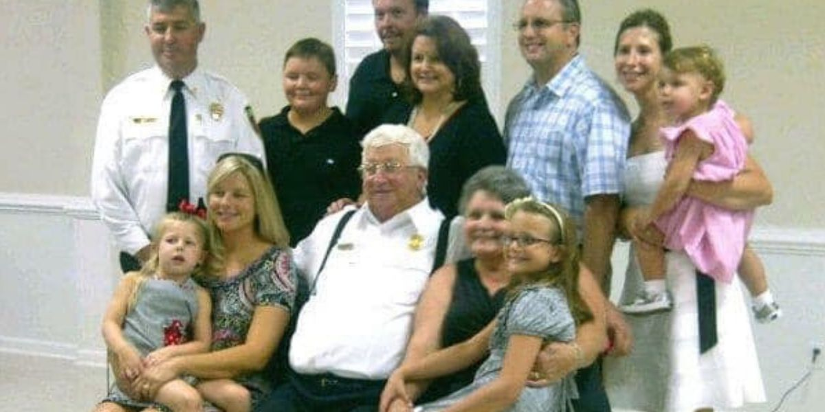 Funeral arrangements announced for beloved former Darlington fire chief