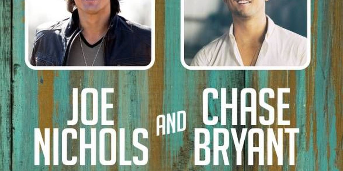 Three more artists announced for Carolina Country Music Fest in June