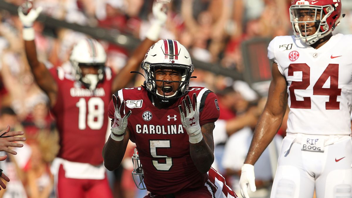 Gamecocks face first true road test of the year at Mizzou