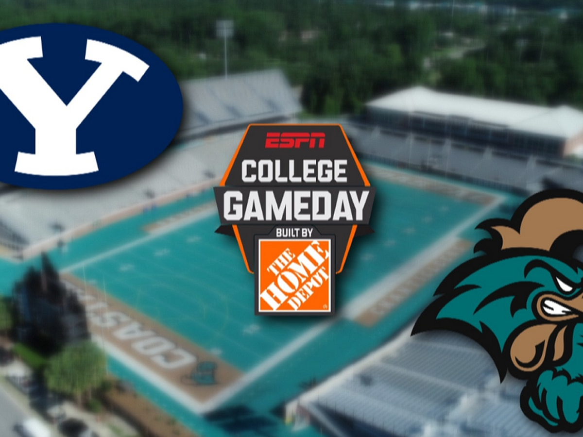 CCU, ESPN allowing a limited number of fans at 'College GameDay'