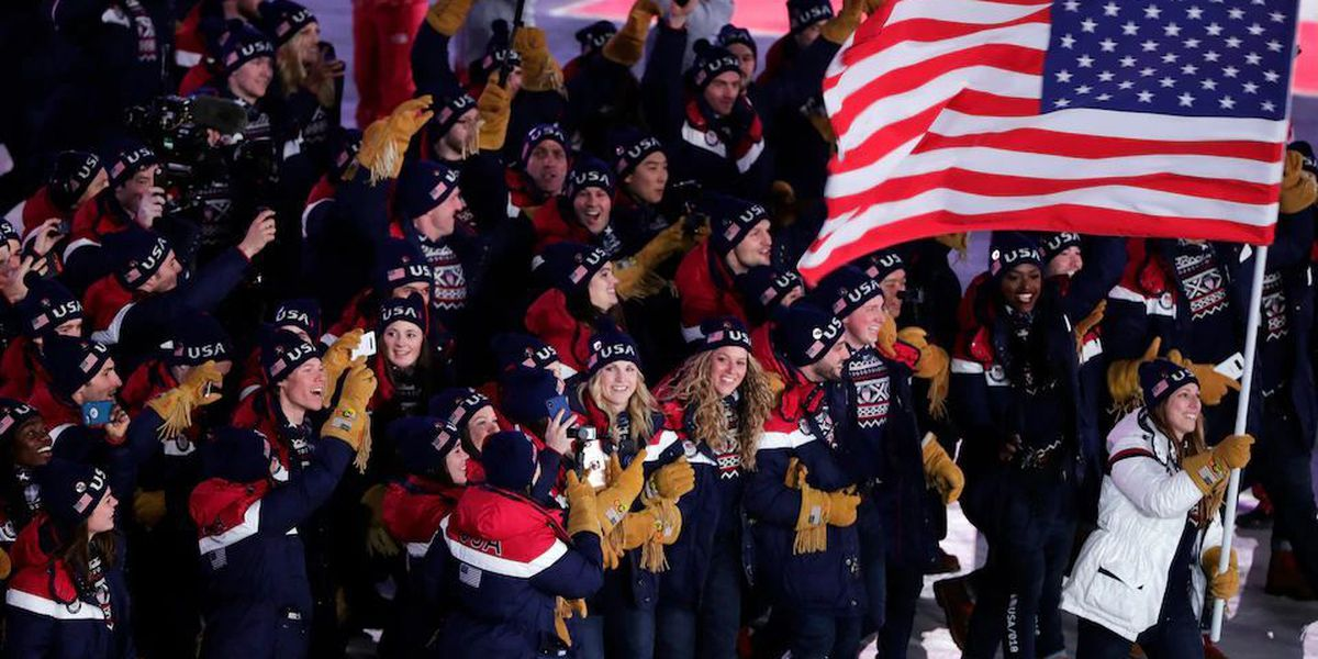 Winter Olympics Programming Schedule on WMBF News