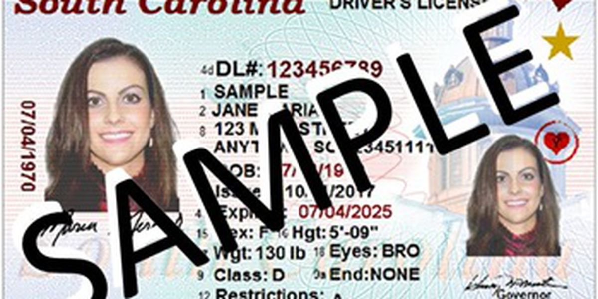 South Carolina's REAL ID deadline is approaching