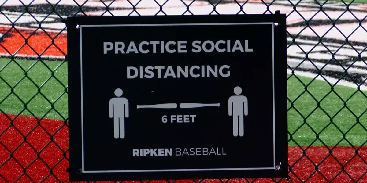 Tournaments returns to Ripken Experience under new health safety protocols