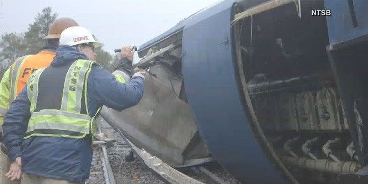 WATCH LIVE: NTSB holds news conference to discuss investigation into deadly train crash in Cayce