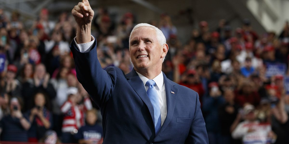Pence to visit Japan on start of Asian tour next week