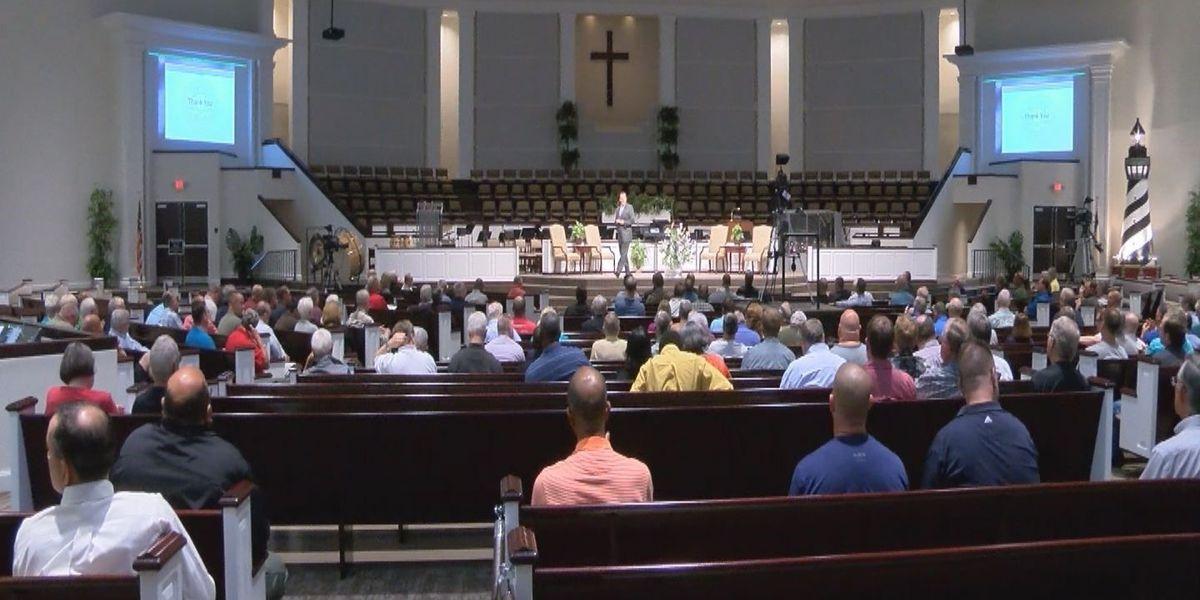 FBI hosts situational awareness seminar at Florence church
