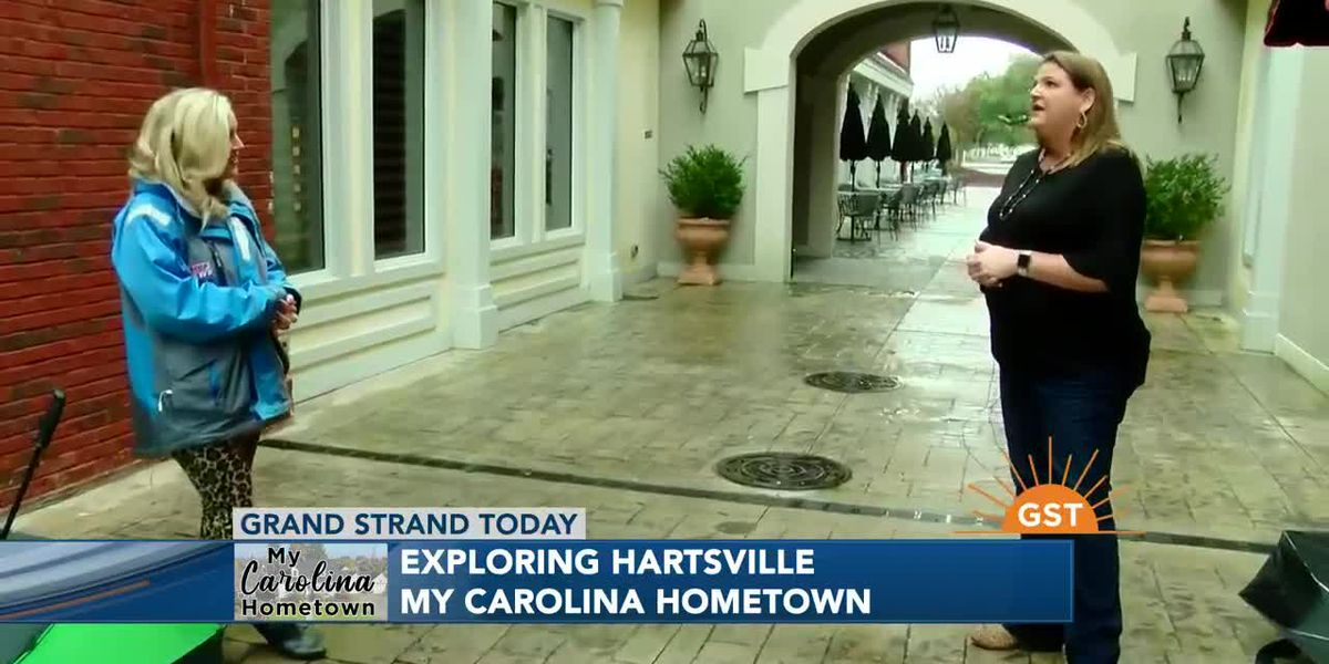 My Carolina Hometown: Hartsville, South Carolina with Dr. Nicki Taylor