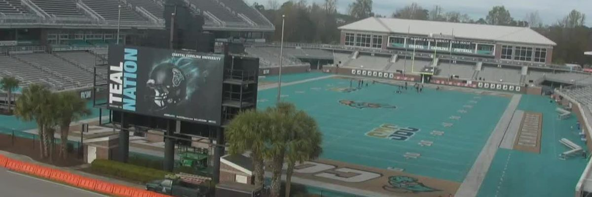 CCU students and alumni gear up ahead of 'College GameDay'