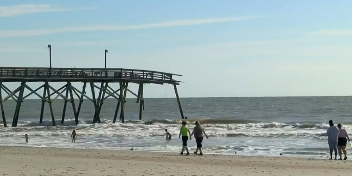 Proposed ordinance could allow beach renourishment money to go toward new Surfside Beach pier
