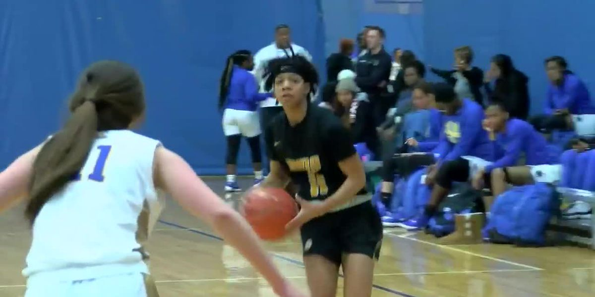 High school basketball teams from across the county take part in CresCom Invitational