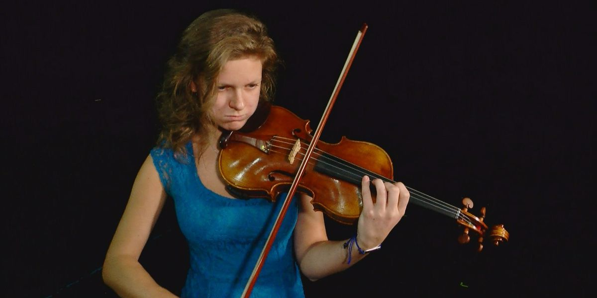 Student Spotlight: Myrtle Beach High junior want to compose music for symphonies, orchestra