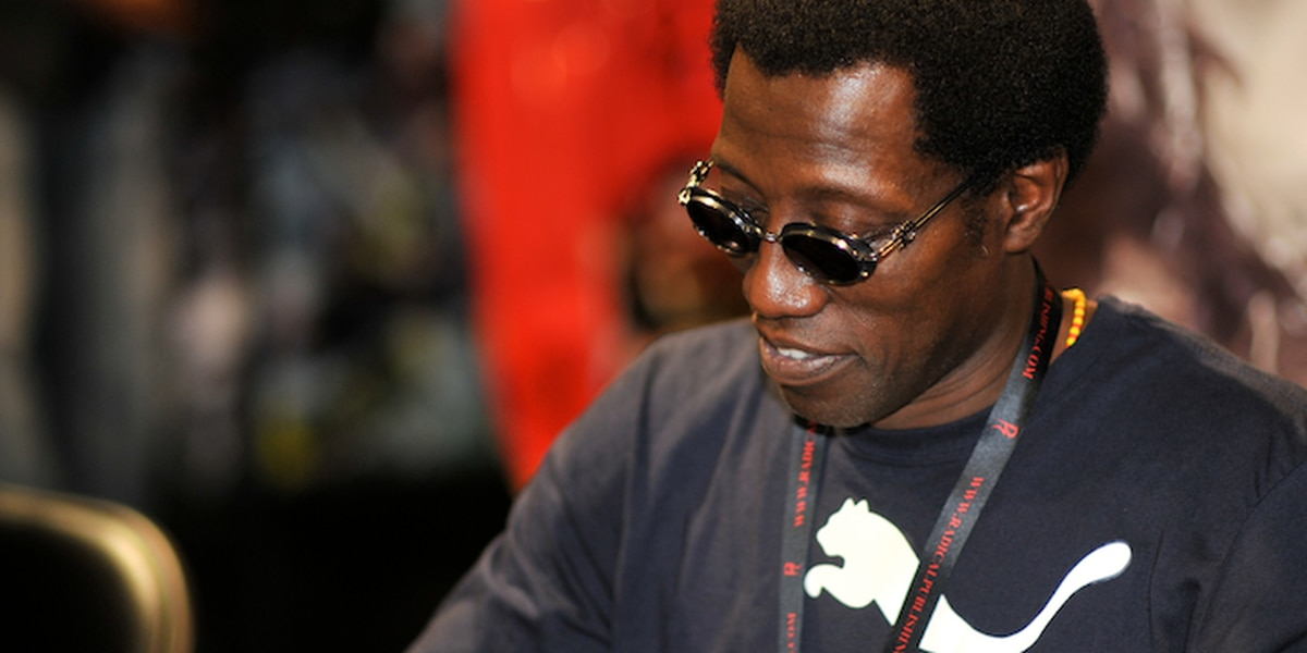 Wesley Snipes reported to make appearance at Florence-Darlington Technical College