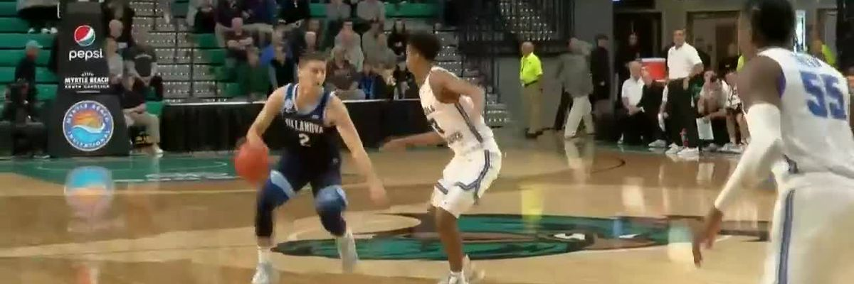 College basketball fans descend upon Grand Strand for Myrtle Beach Invitational
