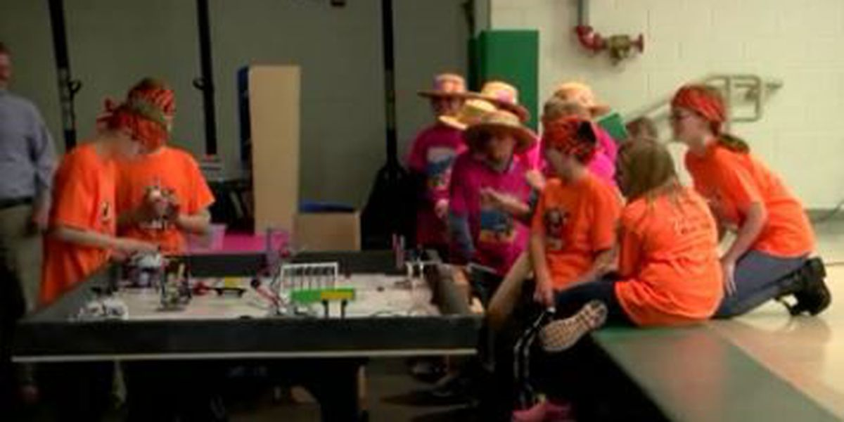 Conway students qualify for FIRST LEGO League Robotics challenge
