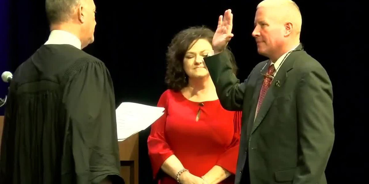 Checking in with new Florence County Sheriff T.J. Joye