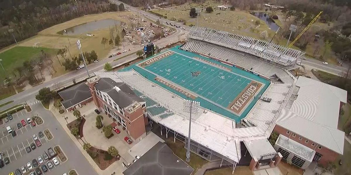 CCU Athletics updates Board of Trustees on growth, projects