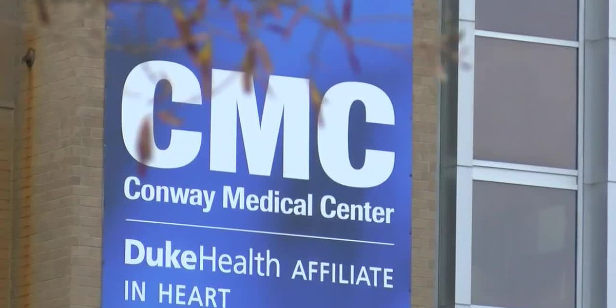 Conway Medical Center to expand COVID-19 vaccine clinic after receiving nearly 2,000 extra doses