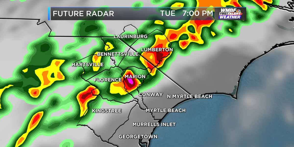 First Alert: Strong storms expected Tuesday evening