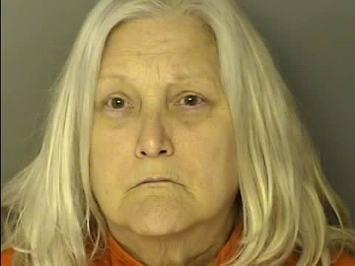 Woman accused of bringing loaded gun to MYR