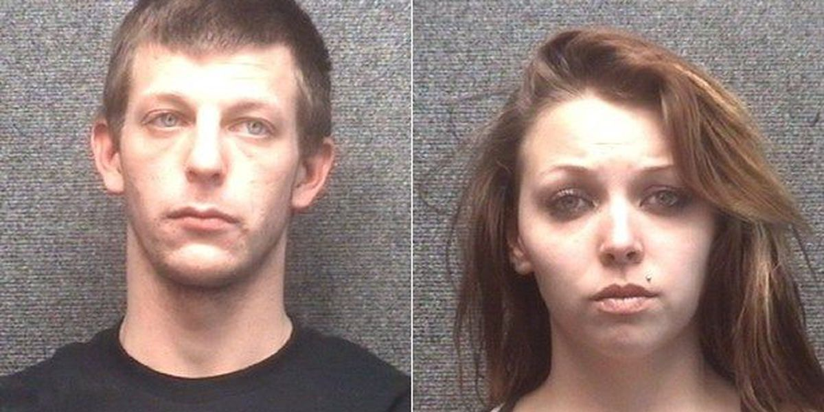 Pair charged in double homicide, arrested on drug charges days before