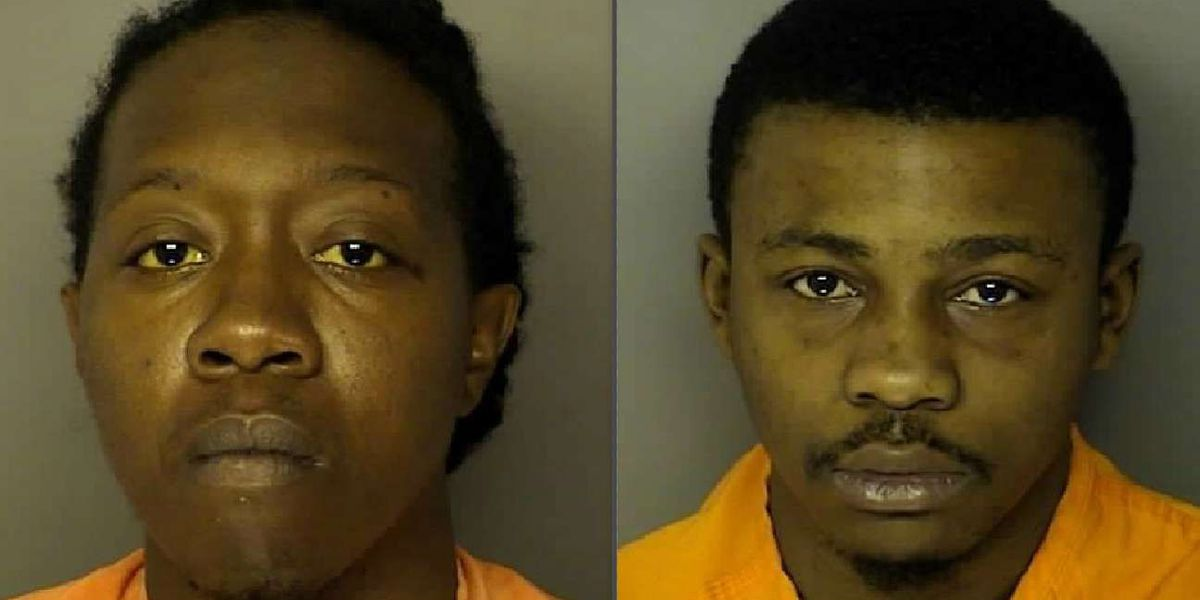 Two suspects wanted by Horry County Sheriff's Office